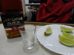 Tequila Jose Cuervo Black